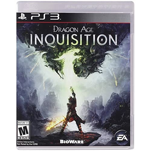 Image 0 of Dragon Age Inquisition Standard Edition For PlayStation 3 PS3 RPG