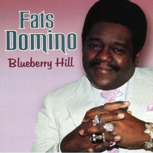 Image 0 of Blueberry Hill By Fats Performer Domino On Audio CD Album 2008