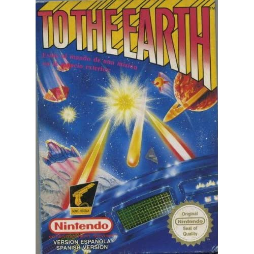 Image 0 of To The Earth: Nintendo NES For Nintendo NES Vintage Puzzle