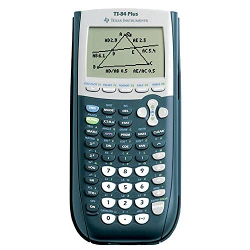 Image 0 of Texas Instruments Ti 84 Plus Graphing Calculator