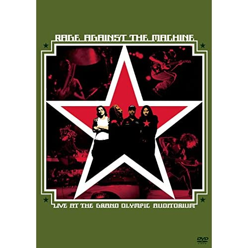 Rage Against The Machine Live At The Grand Olympic Auditorium On DVD