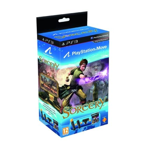 Image 0 of Sorcery Bundle PS3 Includes Move Navigation Controller Ps Eye Cam