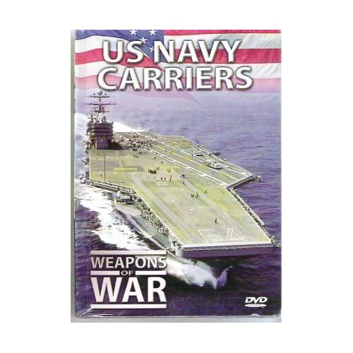 Image 0 of Weapons Of War: US Navy Carriers On DVD