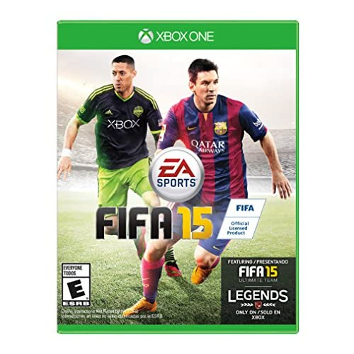 FIFA 15 For Xbox One Soccer