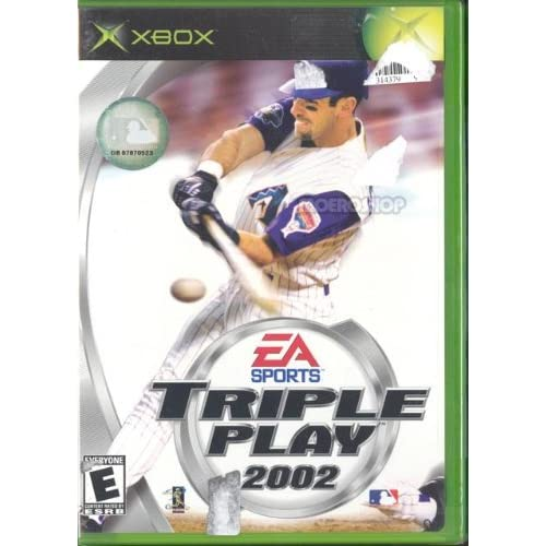 Image 0 of Triple Play 2002 Xbox For Xbox Original