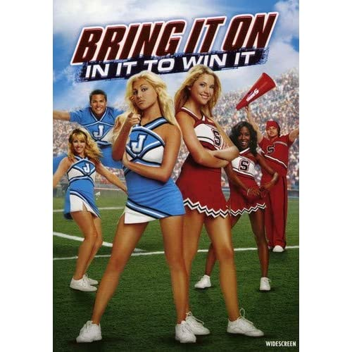 Image 0 of Bring It On: In It To Win It Widescreen Edition On DVD With Ashley Benson Comedy