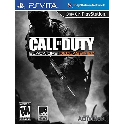 Image 0 of Call Of Duty: Black Ops Declassified COD PlayStation For Ps Vita