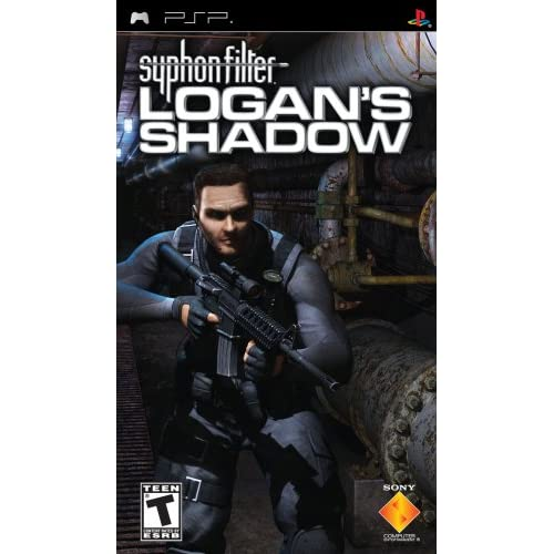 Image 0 of Syphon Filter: Logan's Shadow Sony For PSP UMD