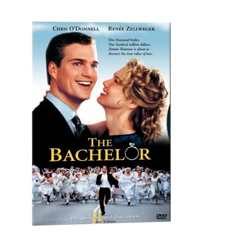 Image 0 of The Bachelor On DVD With Chris O'Donnell