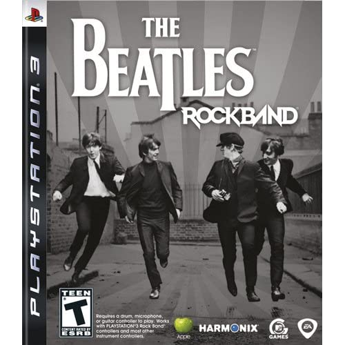 The Beatles: Rock Band For PlayStation 3 PS3 Music