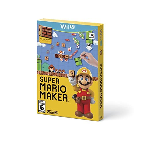 Image 0 of Super Mario Maker Nintendo Wii U With Case
