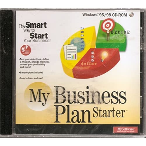 Image 0 of My Business Plan Starter Software