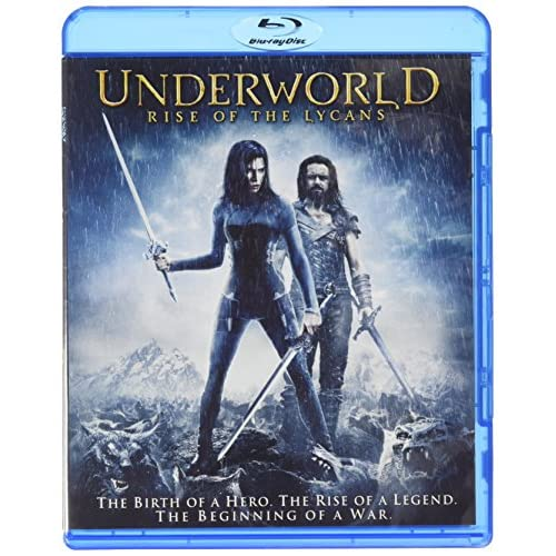 Image 0 of Underworld: Rise Of The Lycans Blu-Ray On Blu-Ray With Rhona Mitra