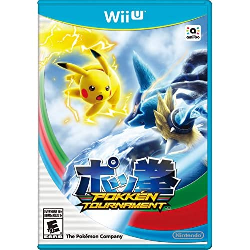 Pokken Tournament For Wii U Fighting