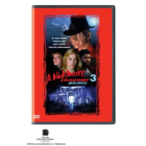 Image 0 of A Nightmare On Elm Street 3 Dream Warriors On DVD With Mark Patton