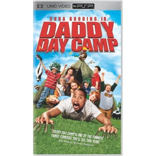 Image 0 of Daddy Day Camp UMD For PSP