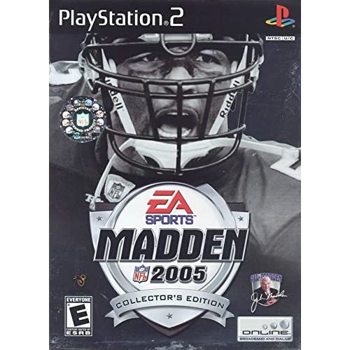 Image 0 of Madden NFL 2005 Edition For PlayStation 2 PS2 Football