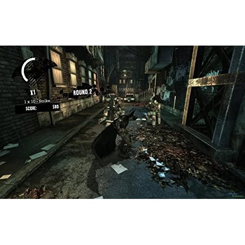 Image 2 of Batman: Arkham Asylum Game Of The Year Edition For PlayStation 3 PS3