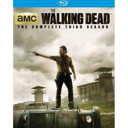 Image 0 of The Walking Dead: Season 3 Blu-Ray On Blu-Ray With Andrew Lincoln
