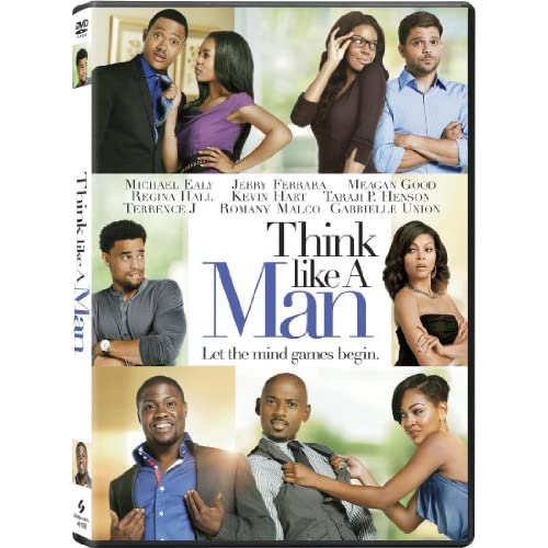 Image 0 of Think Like A Man On DVD With Arielle Kebbel Comedy