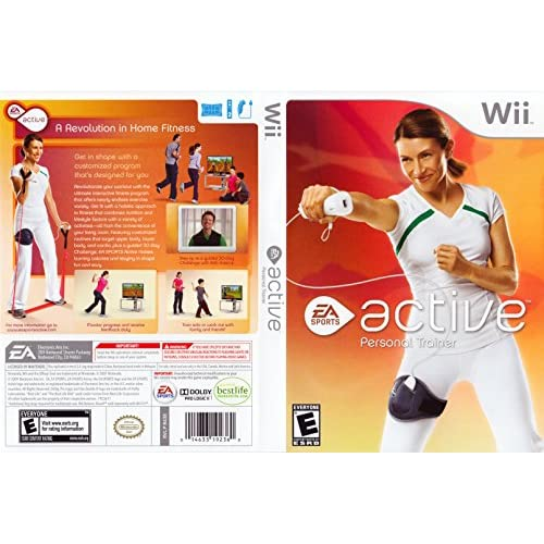 Image 0 of EA Sports Active Disk Only For Wii And Wii U