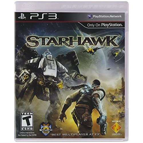 PS3 Starhawk For PlayStation 3  Shooter