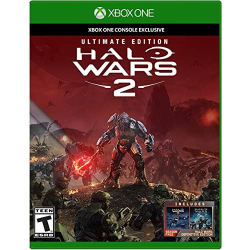 Halo Wars 2 Ultimate Edition For Xbox One Strategy