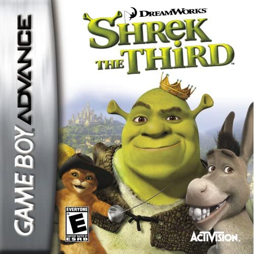 Image 0 of Shrek The Third For GBA Gameboy Advance