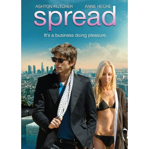 Image 0 of Spread On DVD With Ashton Kutcher