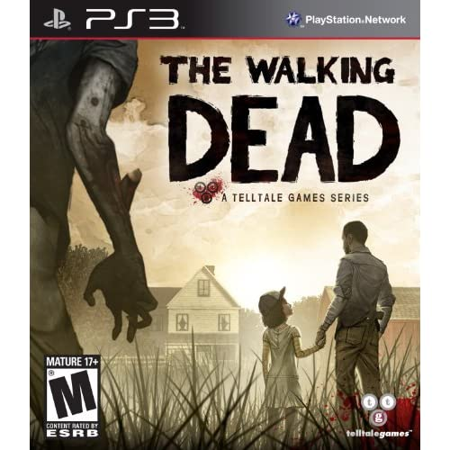 Image 0 of The Walking Dead For PlayStation 3 PS3