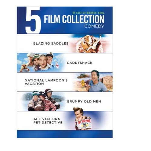 Image 0 of Best Of Warner Bros 5 Film Collection Comedy On DVD