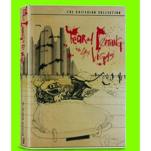 Fear And Loathing In Las Vegas The Criterion Collection For Sega Dreamcast