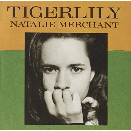 Image 0 of Tigerlily By Natalie Merchant On Audio CD Album 1995