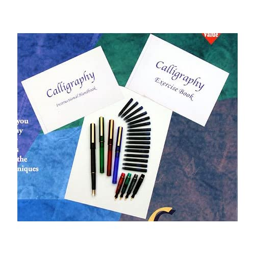 Complete calligraphy pen starter kit for beginners w