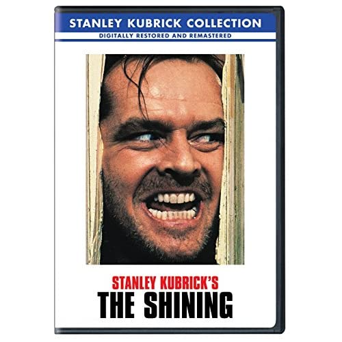 Image 0 of The Shining On DVD With Jack Nicholson Horror