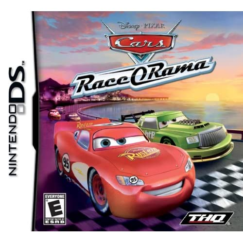 Image 0 of Cars Race O Rama For Nintendo DS DSi 3DS 2DS