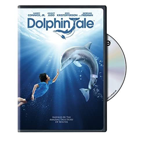 Image 0 of Dolphin Tale On DVD With Harry Connick Jr