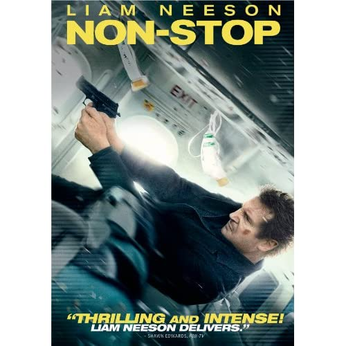 Non-Stop On DVD With Julianne Moore