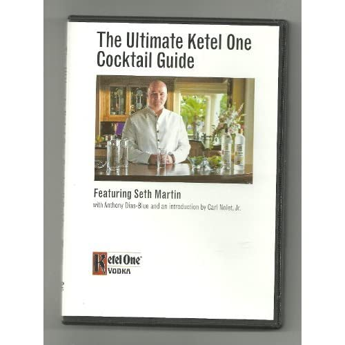 Image 1 of The Ultimate Ketel One Cocktail Guide Featuring Seth Martin On DVD