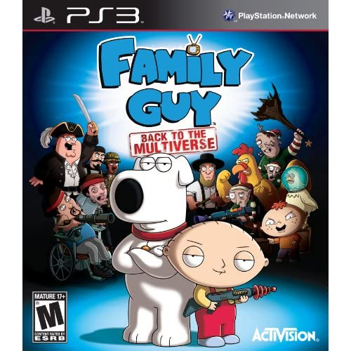 Image 0 of Family Guy: Back To The Multiverse For PlayStation 3 PS3 Shooter