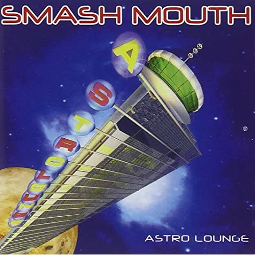 Image 0 of Astro Lounge By Smash Mouth On Audio CD Album 1999