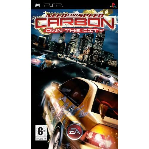 Image 0 of Need For Speed: Carbon Own The City For PSP UMD