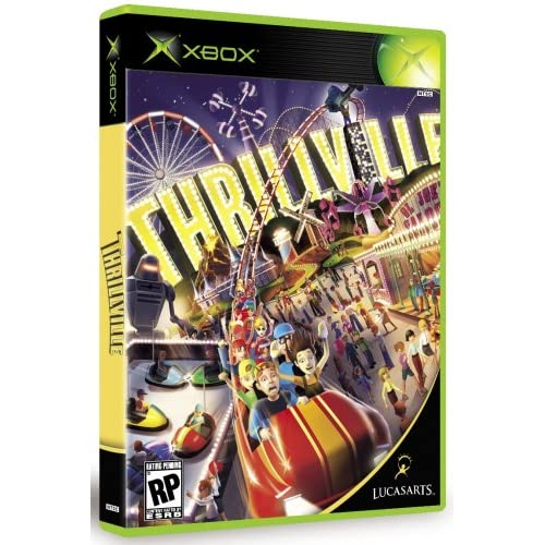 Image 0 of Thrillville For Xbox Original