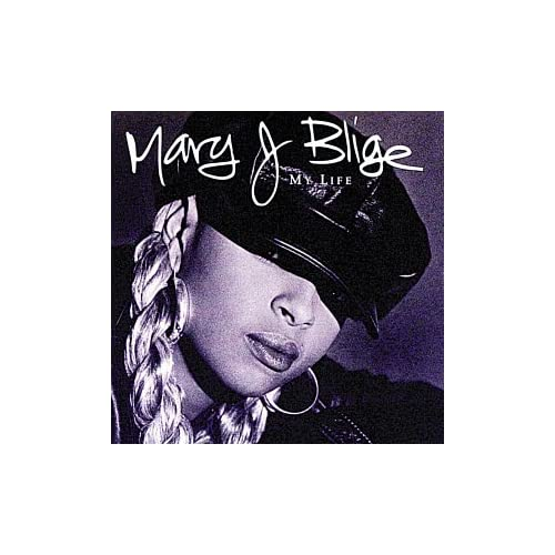 My Life By Mary J Blige On Audio CD Album 1994