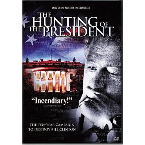 Image 1 of The Hunting Of The President On DVD With Morgan Freeman Documentary