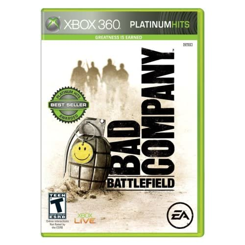 Image 0 of Battlefield: Bad Company For Xbox 360 Shooter
