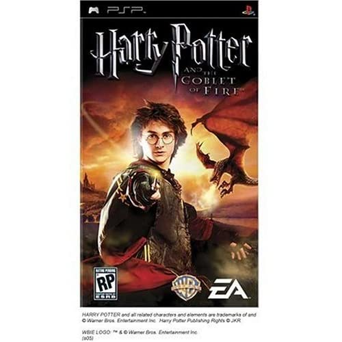 Image 0 of Harry Potter: Goblet Of Fire Sony For PSP UMD