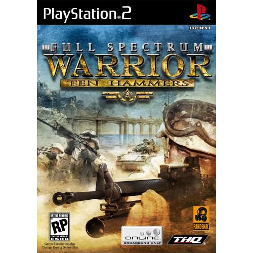 Image 0 of Full Spectrum Warrior Ten Hammers For PlayStation 2 PS2 10