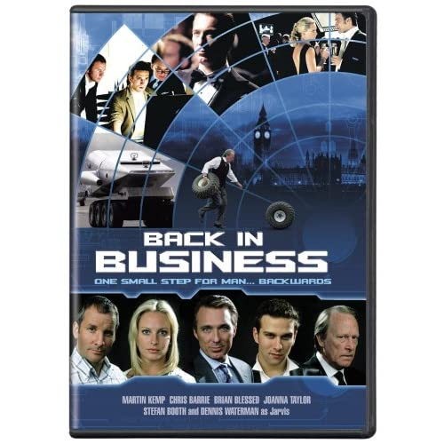 Image 0 of Back In Business On DVD With Martkin Kemp Comedy