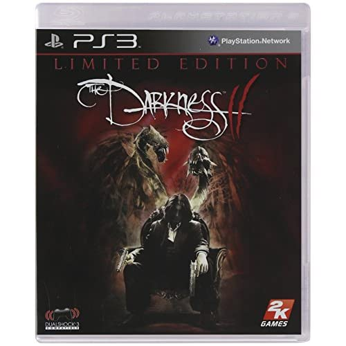 The Darkness II For PlayStation 3 PS3 With Manual and Case
